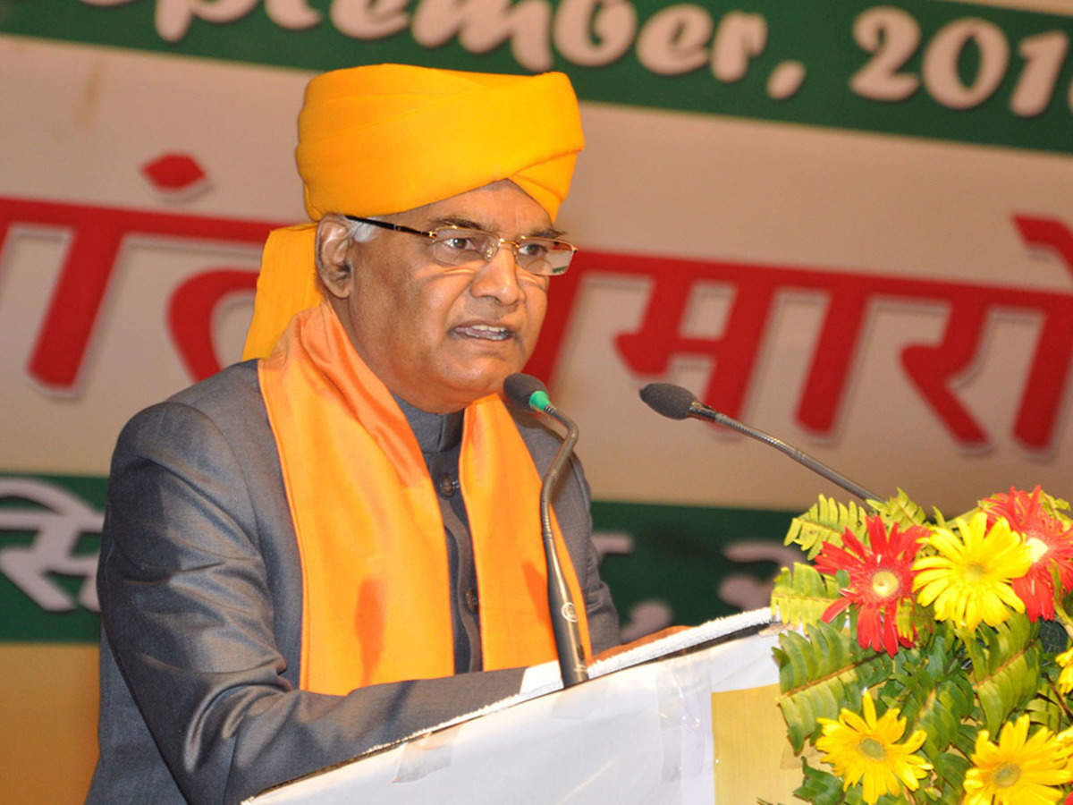ram nath kovind: President to attend UHF convocation during