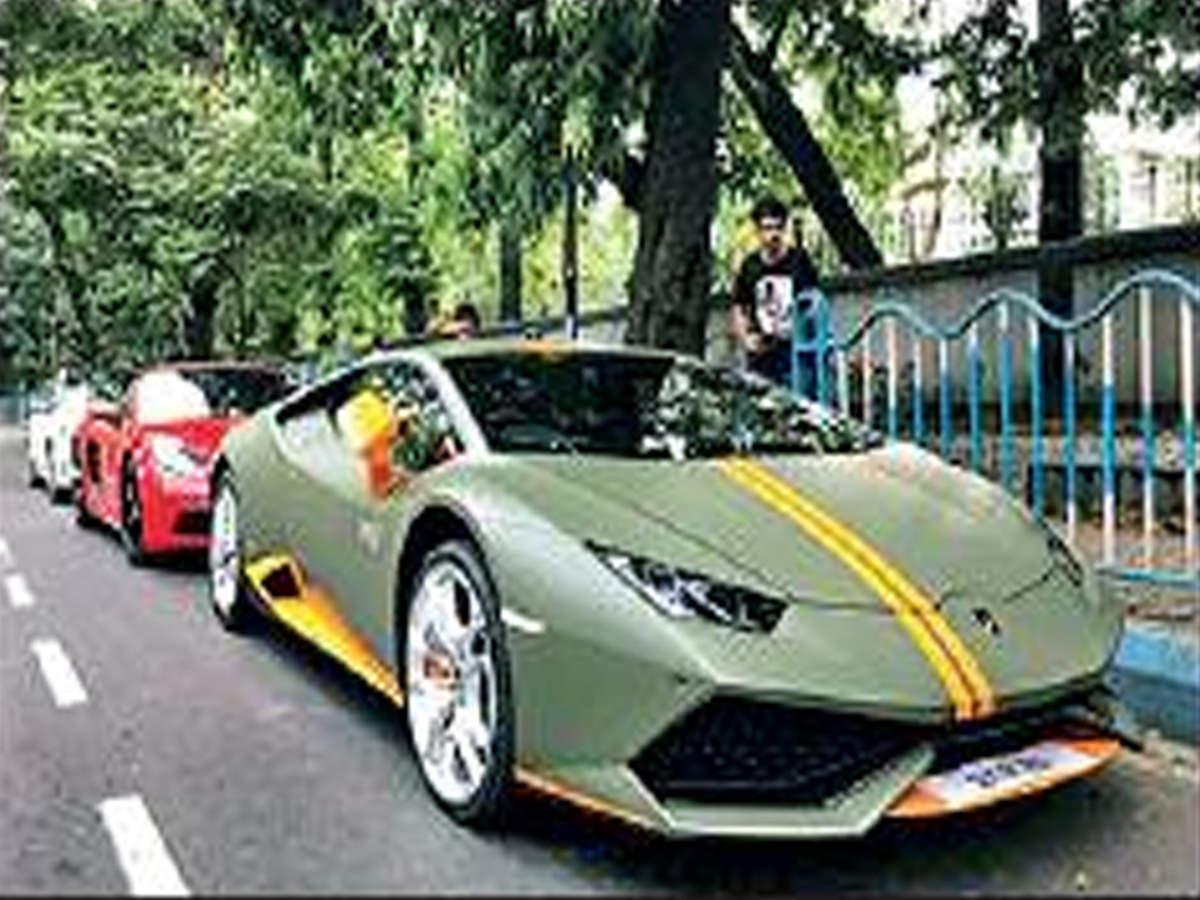 Ferrari Crash May Slam Brakes On Supercar Sale Kolkata News