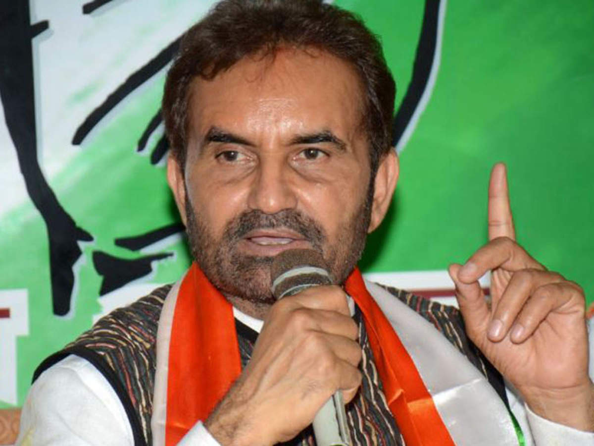 No truck with Nitish as of now: Shaktisinh Gohil | Patna News ...