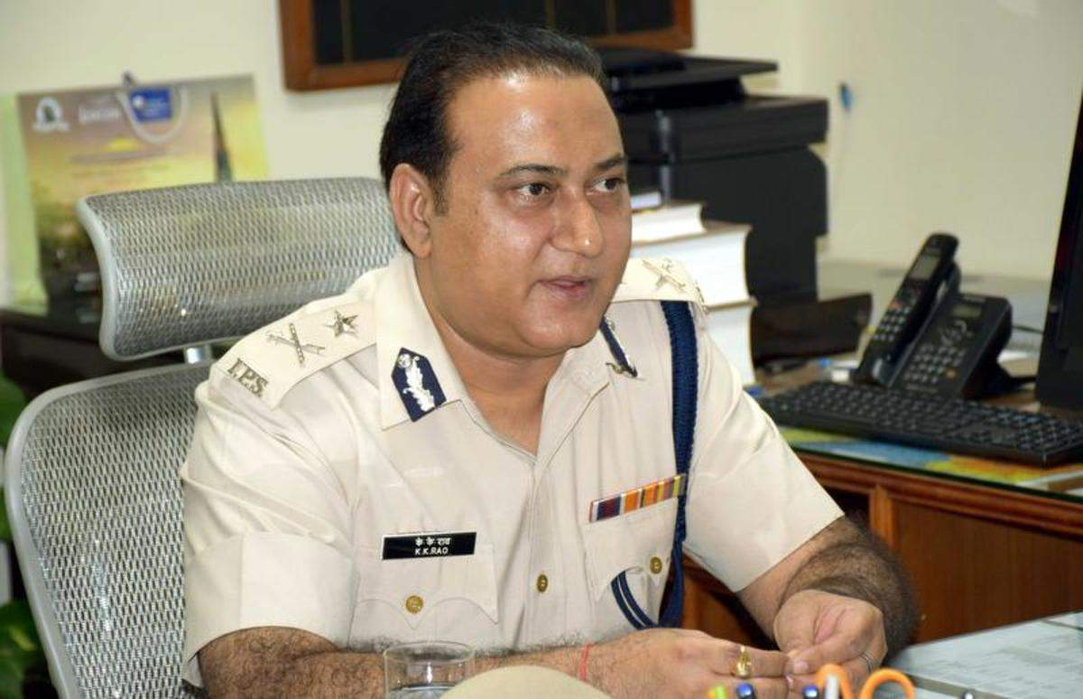 Singh Replaced Outgo Retired Ips Officer — VACA