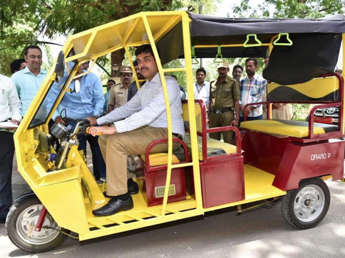 E-autos: Andhra Pradesh: E-Autos to hit roads in Guntur