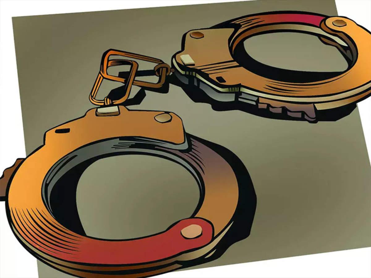 agra: Mathura cops arrest member of gang that robbed Hyderabad man
