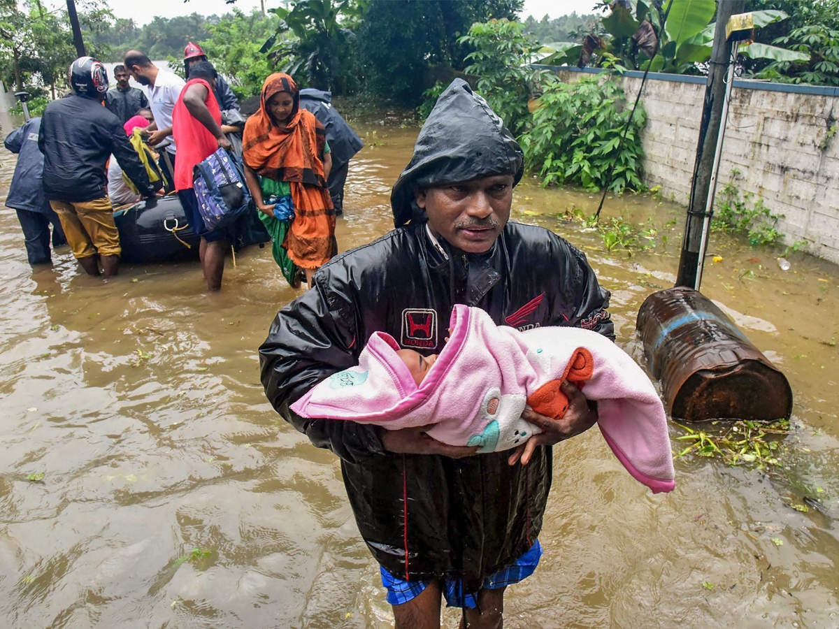 Kerala Floods: Here's how you can help flood-hit people of Kerala
