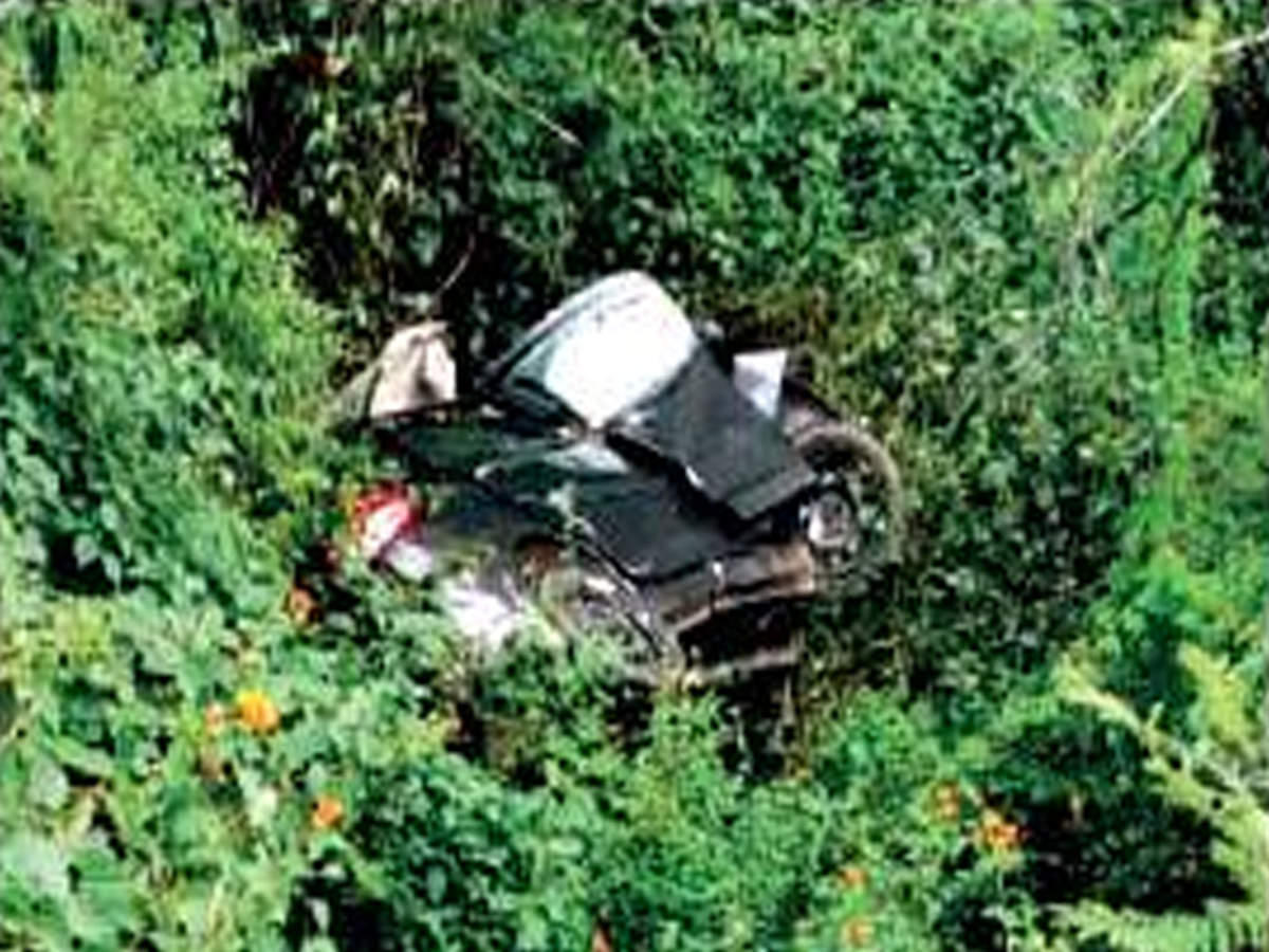 Five Die In Accident Five Die As Car Falls Into Ooty Gorge Two