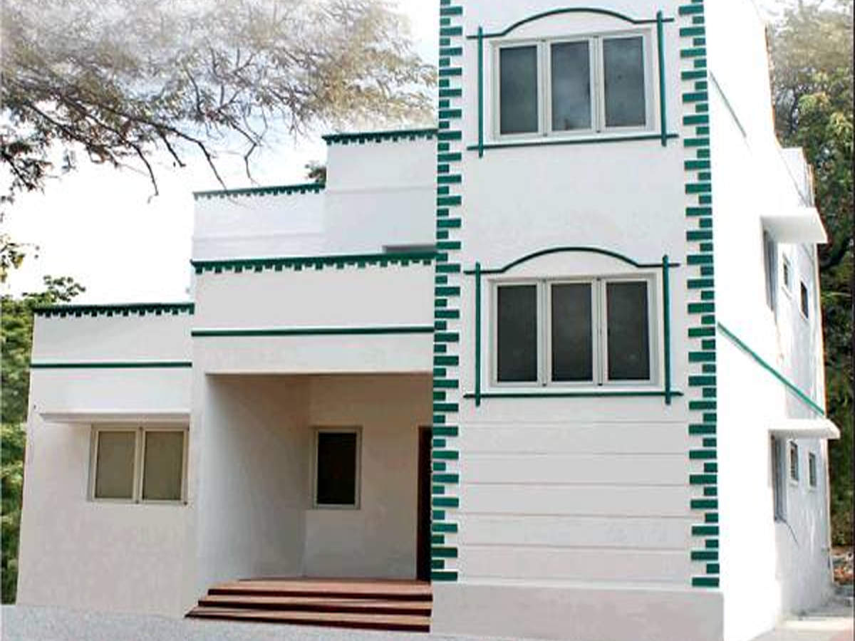 How Tamil Nadu goverment built a house using reinforced thermocol