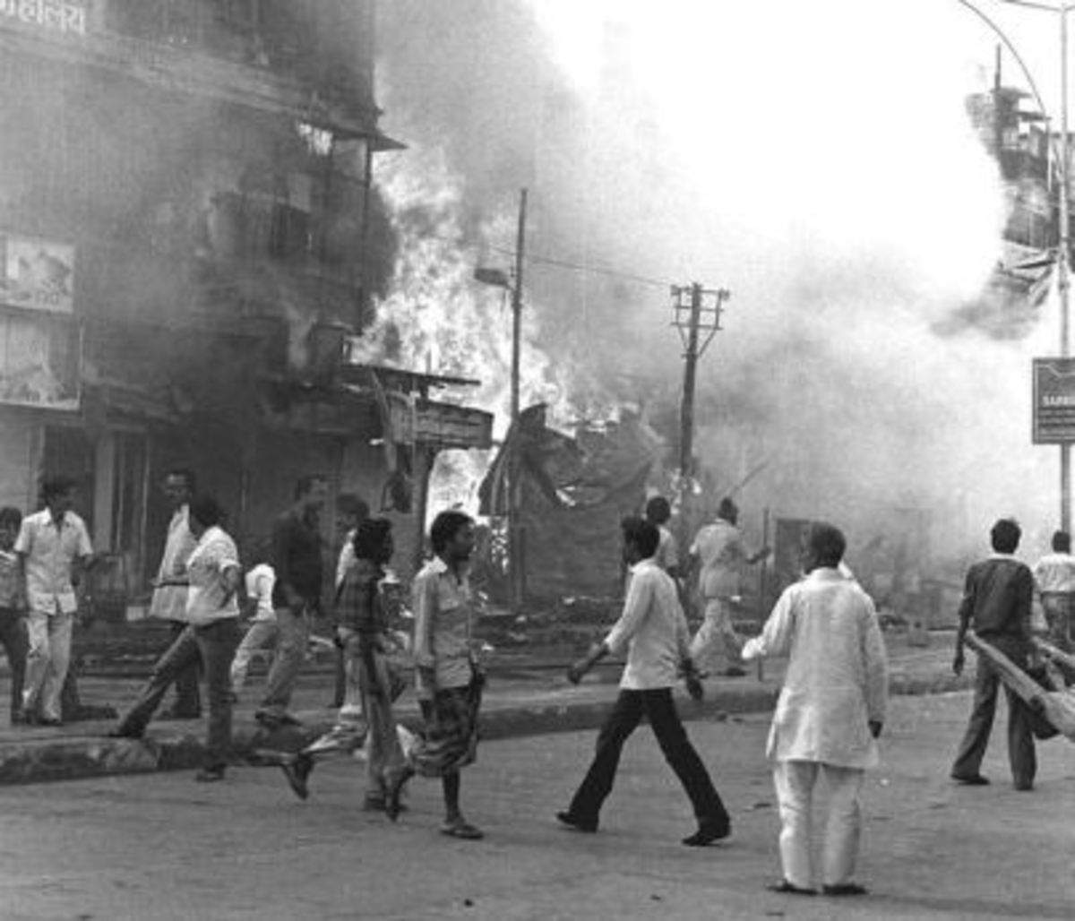 1984 anti-Sikh riots: A first for SIT: Two convicted for