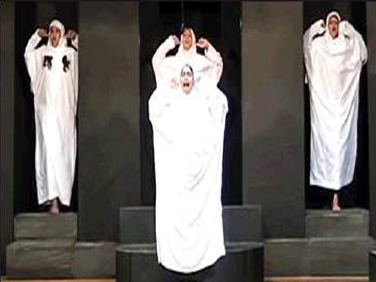 Play showing girl performing 'azaan' raises conservatives' ire