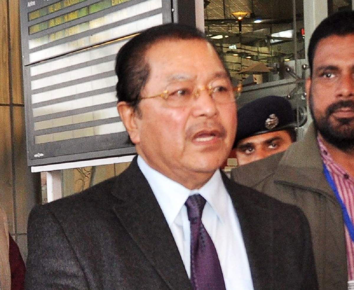 c5037f9fcee Lal Thanhawla - the CM who wanted to step aside