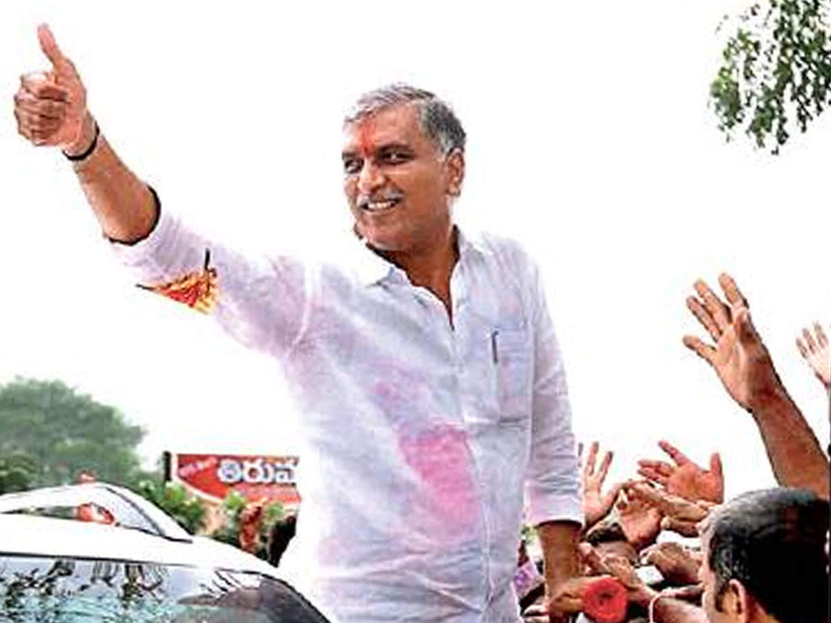 Telangana election results 2018: Thanneeru Harish Rao trounces all
