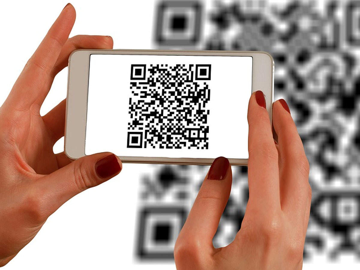 Textbooks with QR codes a hit among students | Chennai News - Times