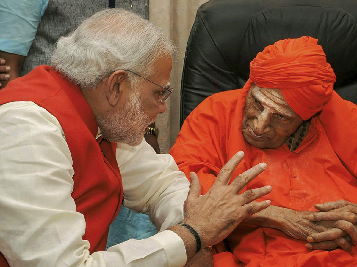 Will Swamiji be benefited for making Leaders as CMs?