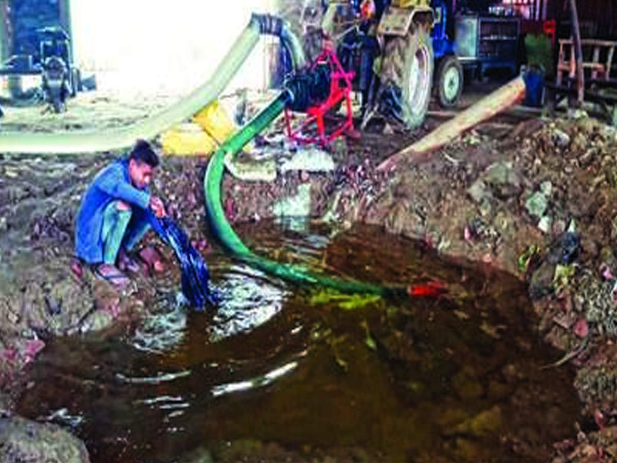 Jal Sansthan to stop water supply for repairing of pipeline leak