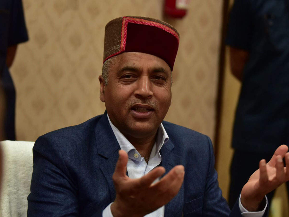 hp assembly budget: Himachal Pradesh CM tables Rs 44,387 73-crore