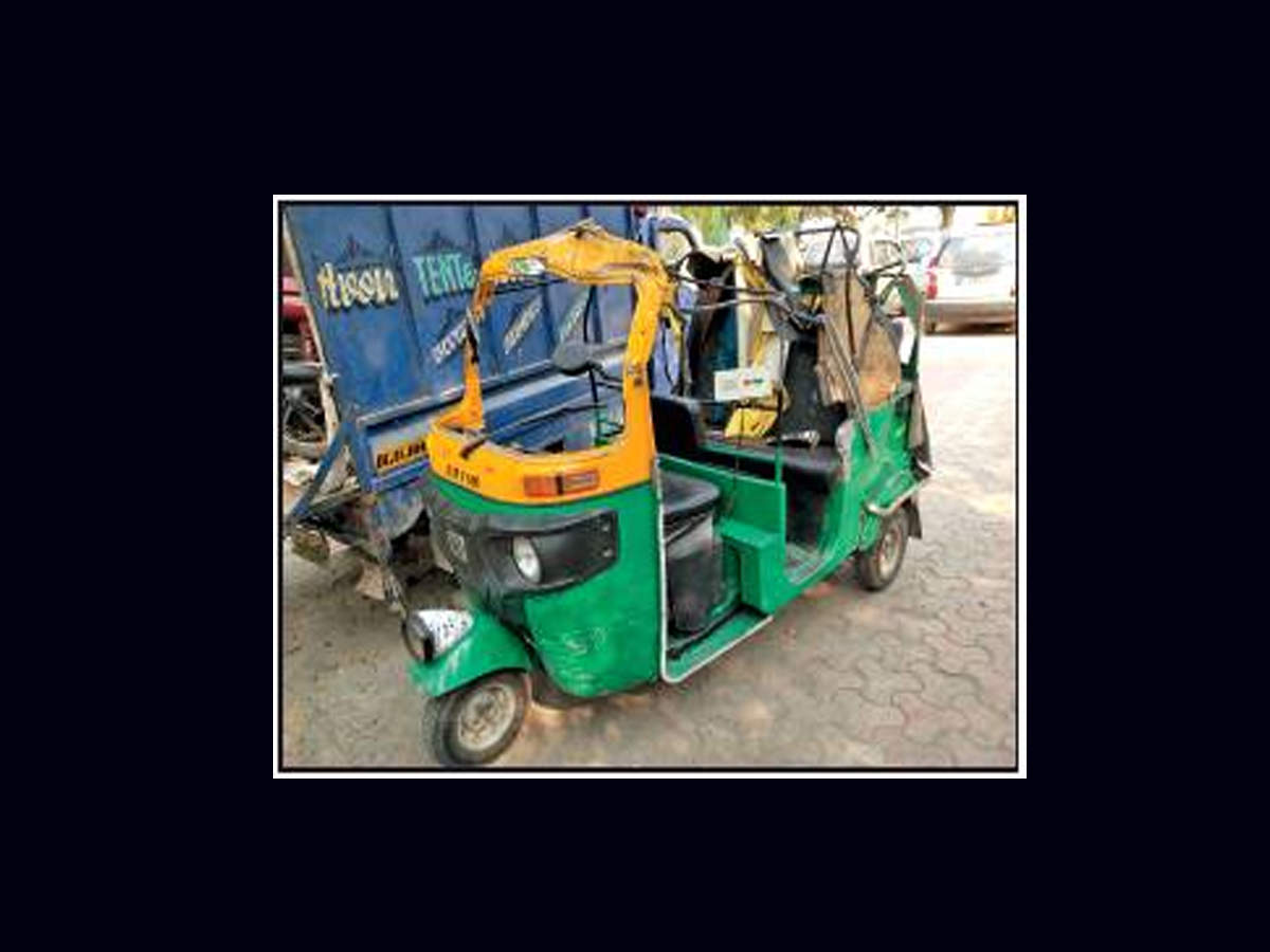 Image result for latest images of 2 held after metro work injures man in auto rickshaw in bangalore