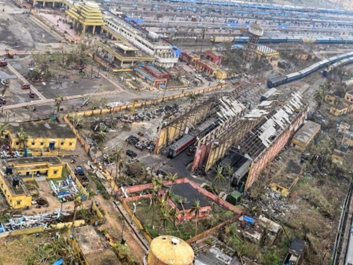 Cyclone Fani: Death toll rises to 29 in Odisha, CM announces relief