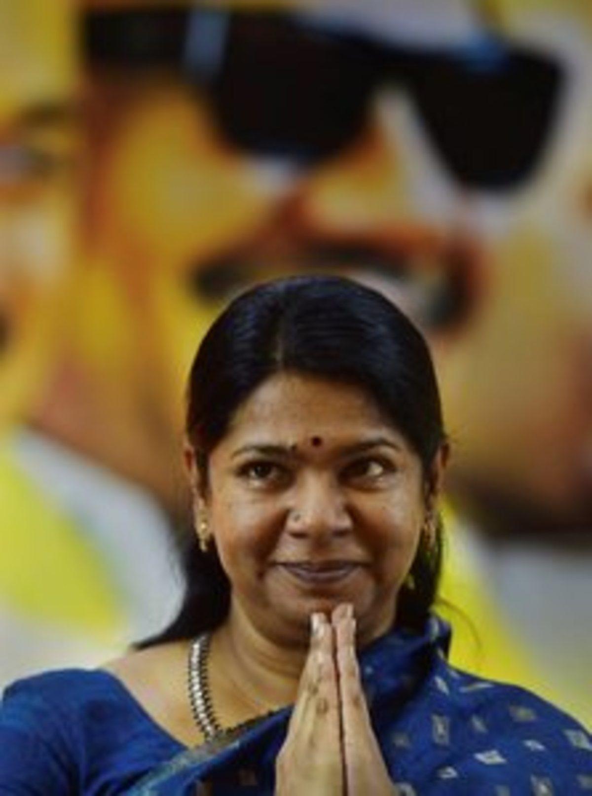 Image result for kanimozhi karunanidhi in parliament