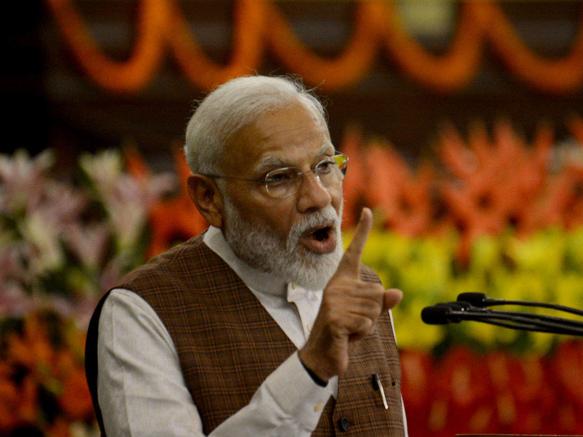 PM Modi tells Party MPs to give up VIP culture