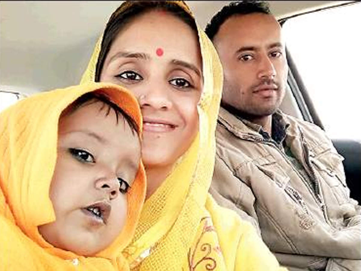 Rajasthan: Parents donate 3-year-old girl's body for research