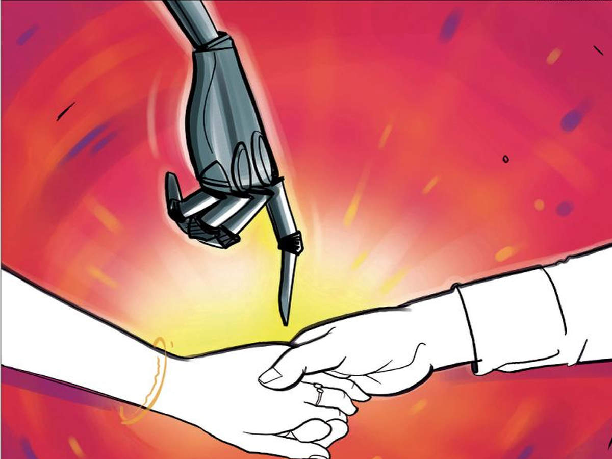 When Algorithms Play Matchmaker | Gurgaon News - Times of India