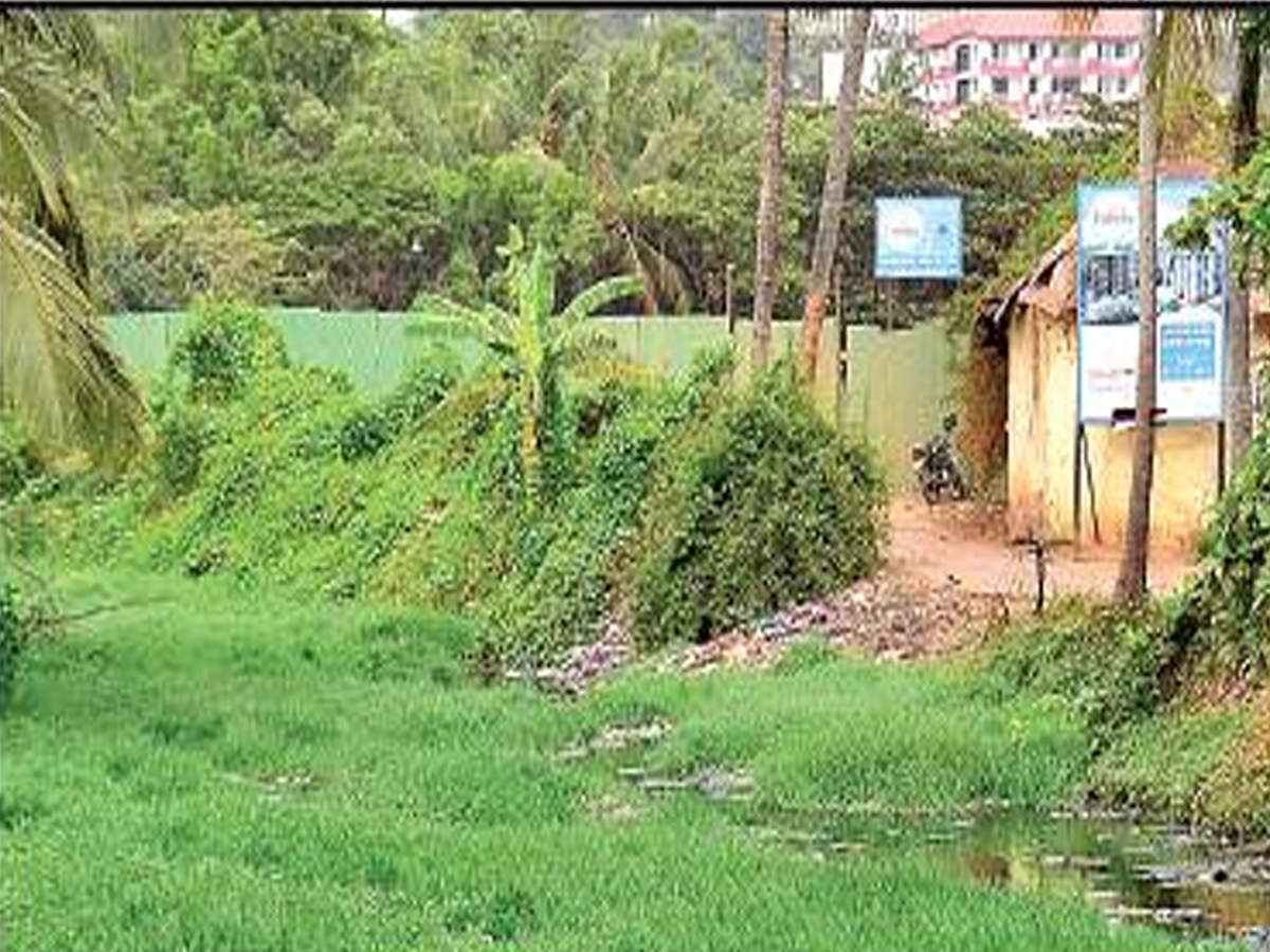 St Inez creek encroachment: Magistrate seeks report from