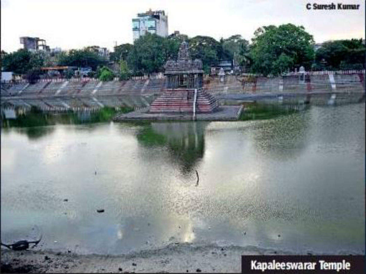 Chennai: Rain fills sumps, but water table at rock bottom | Chennai