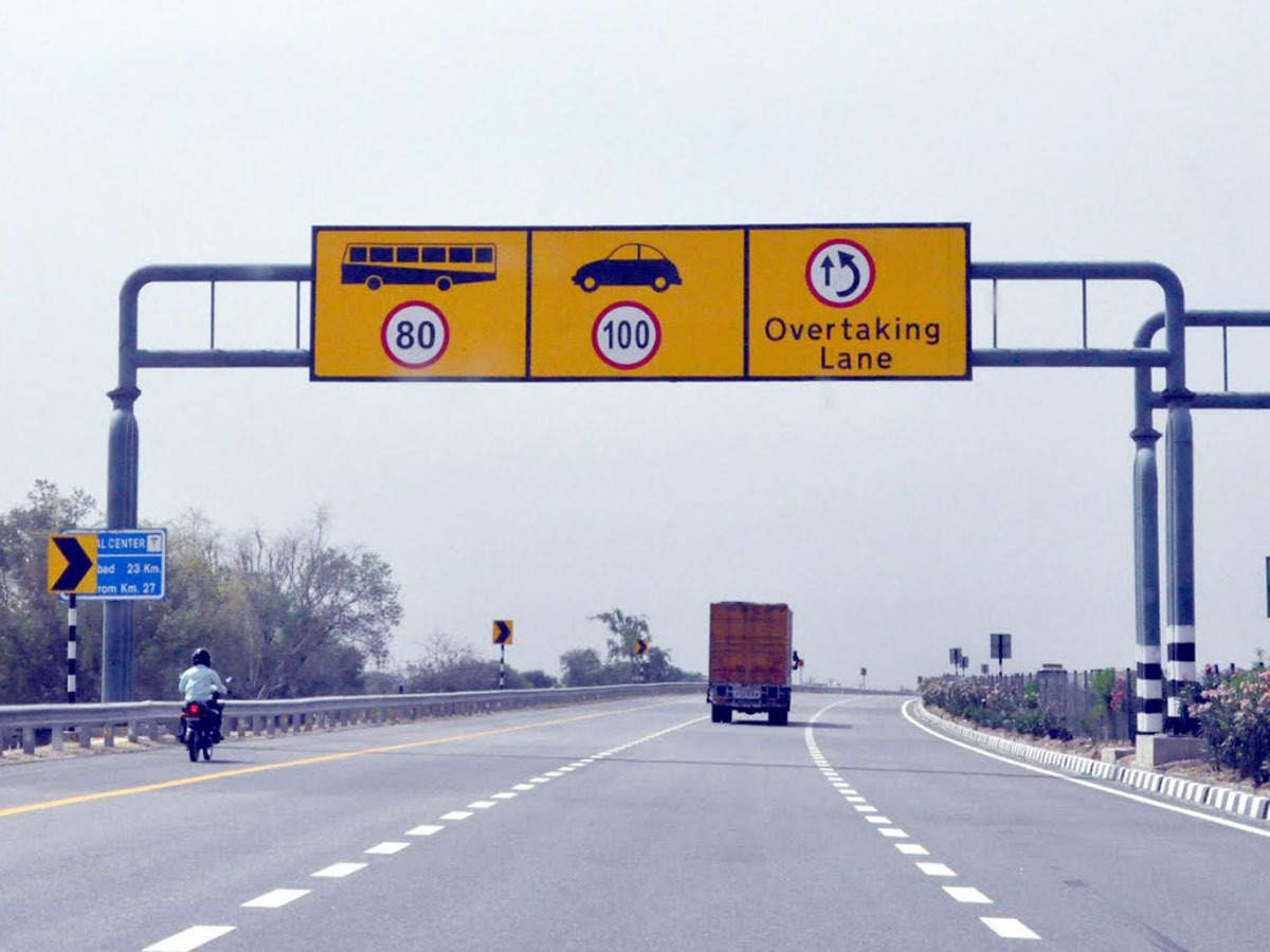 302 km agra-lucknow expressway: UPEIDA to issue e-challan if driver