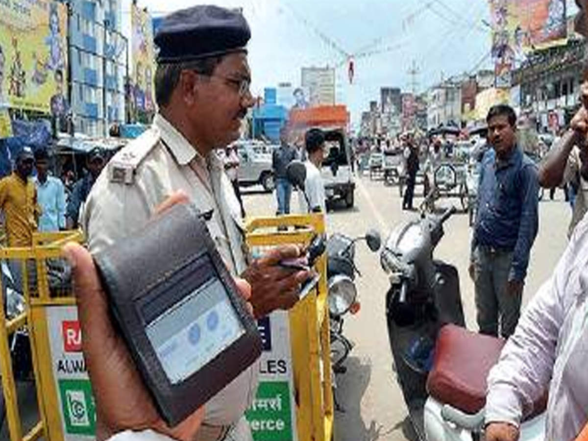 76% of e-challan fines remained unpaid: CM Vijay Rupani