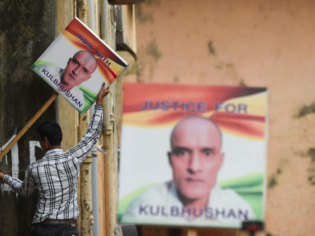 Review death sentence to Kulbhushan Jadhav, International court