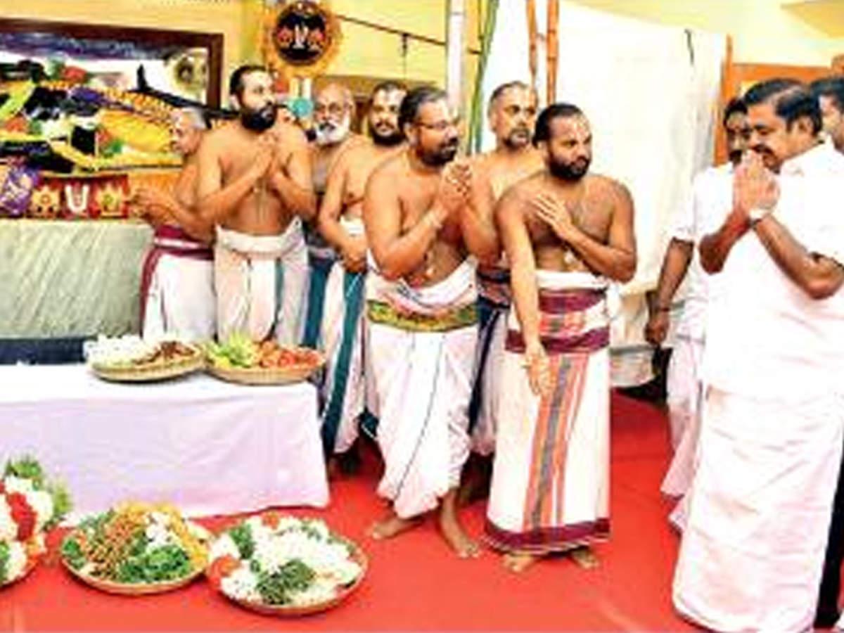 Athi Varadar online booking: A...