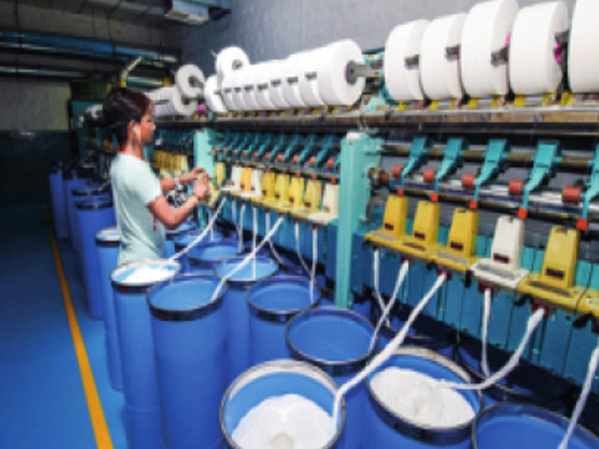 Open-end spinning mills recycling garment and plastic waste see an