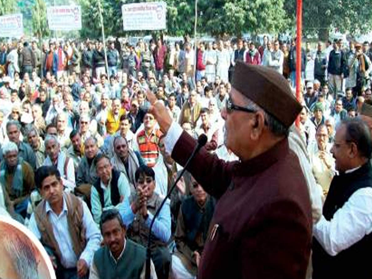 Taking voice of teachers to governments for decades | Lucknow News
