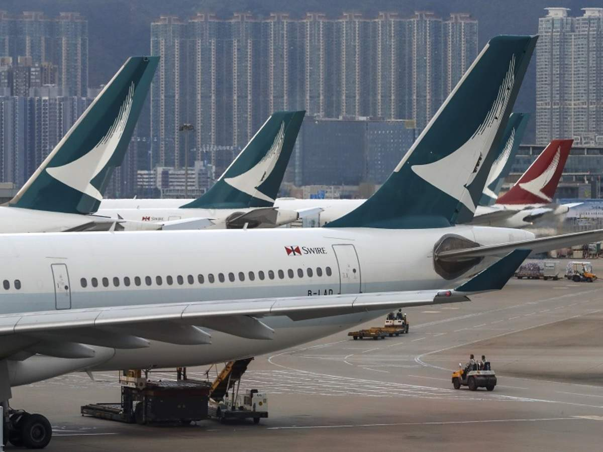 Airline, luxury brands follow China's lead on Hong Kong - Times of India