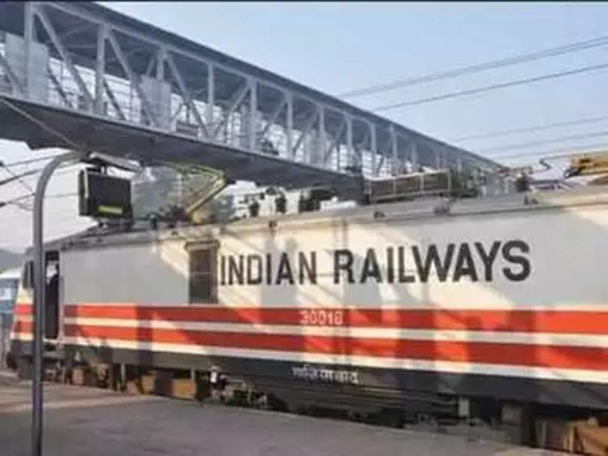Railways manufacture loco with 180 kmph top speed | India News