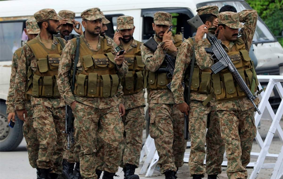 Pakistan Silences Army S Critics With Raids Terror Charges