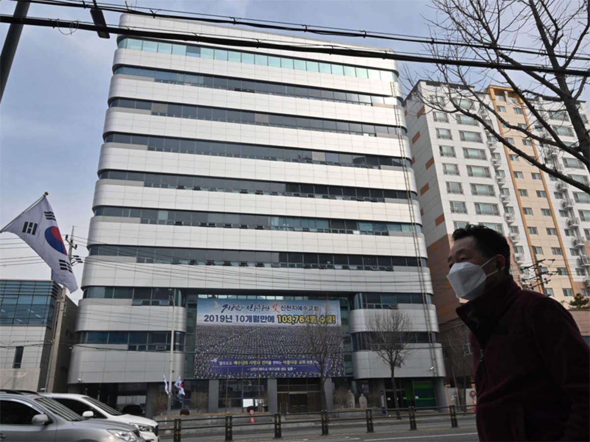south korean church coronavirus