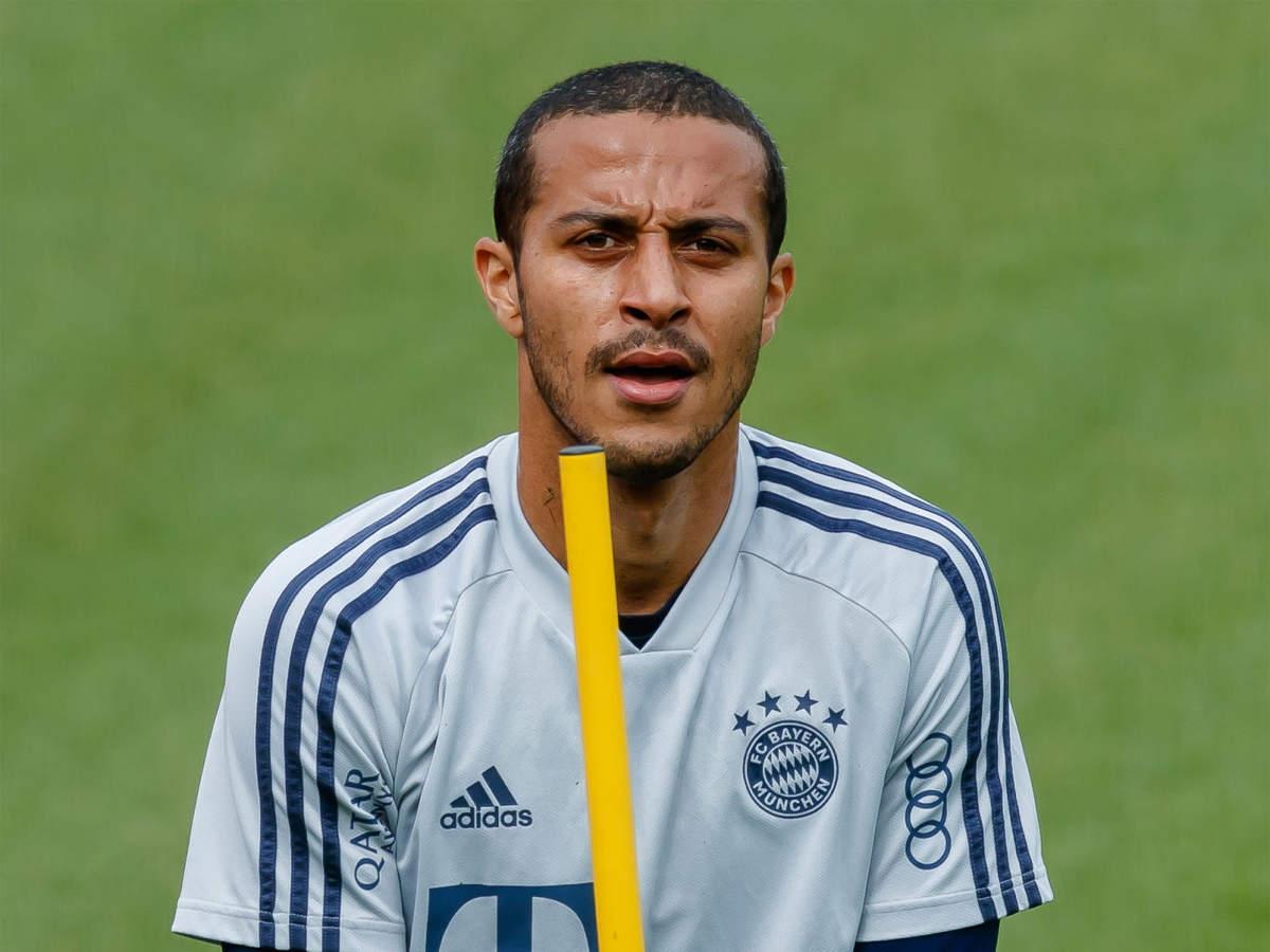 Thiago Alcantara to extend Bayern Munich contract: Reports ...