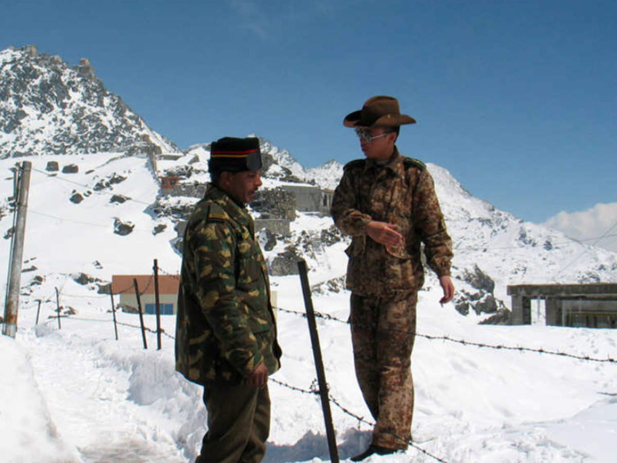 No signs of Indian, Chinese troops backing off as standoff ...