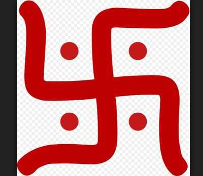 Swastika is pre-Aryan, dates back 11,000 years | Kolkata News - Times of  India