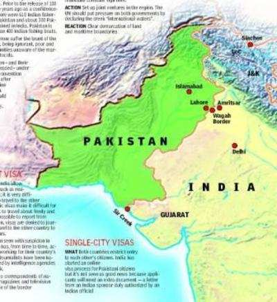 Before dealing with Kashmir, India & Pakistan should try six