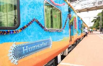 Coming soon: Humsafar trains to Pune with 4 halts | Nagpur News - Times of  India