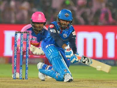 Rr Vs Dc Highlights Ipl 2019 Delhi Capitals Beat Rajasthan Royals By 6 Wickets Cricket News Times Of India