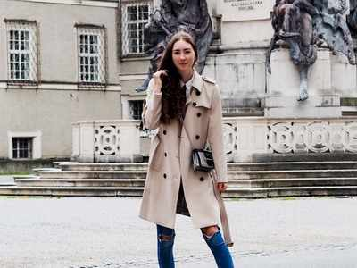 Coats For Women Classic Styles That, Can A Trench Coat Be Worn In The Winter