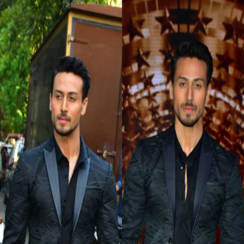 Baaghi 2 Tiger Shroff Hair Style Back Side The Galleries Of Hd