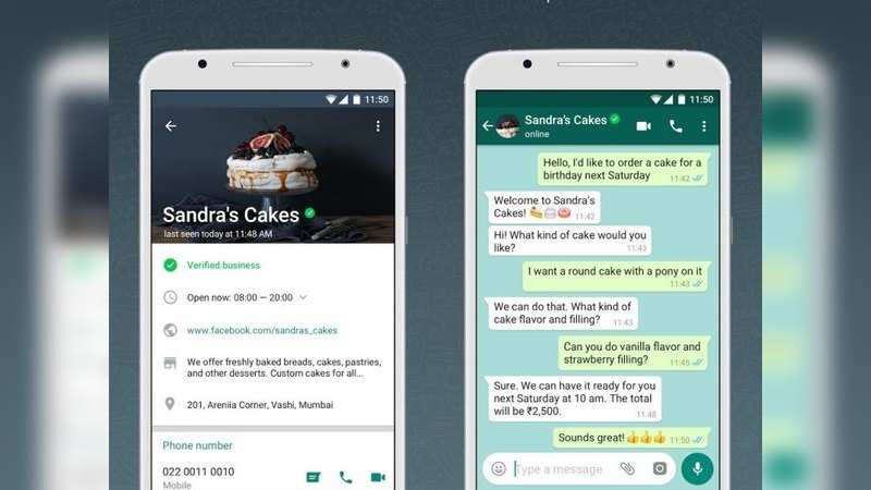 Whatsapp For Business Vs Whatsapp 6 New Features Gadgets Now