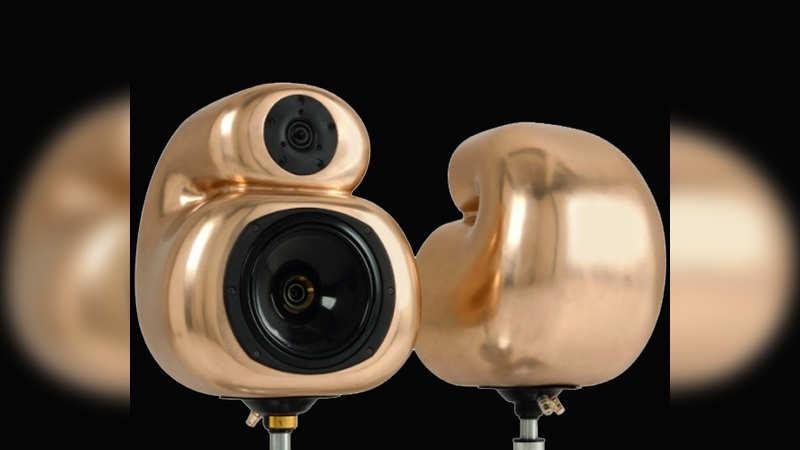 Hart Audio D&W Aural Pleasure loudspeakers — $4.7 million