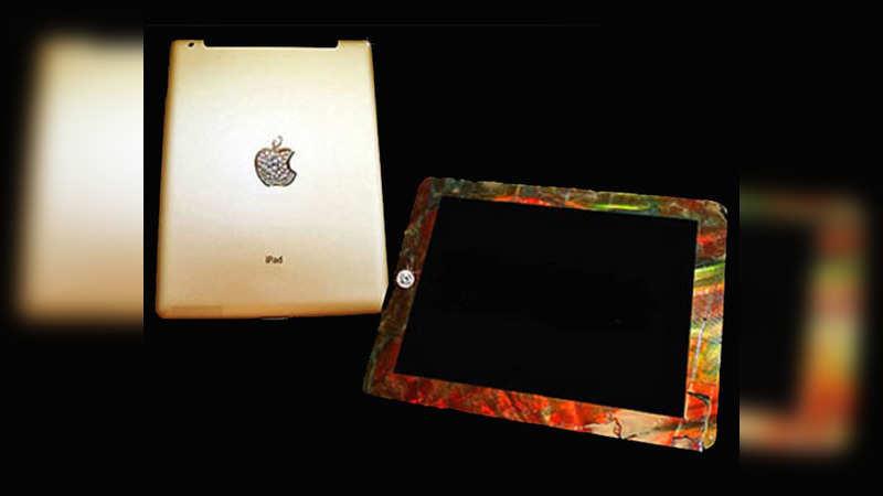 iPad 2 Gold History Edition — $7.8 million