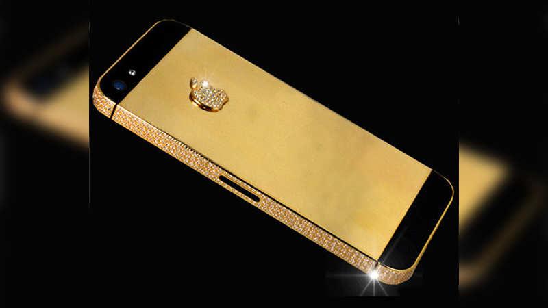 iPhone 5 Black Diamond — $15 million