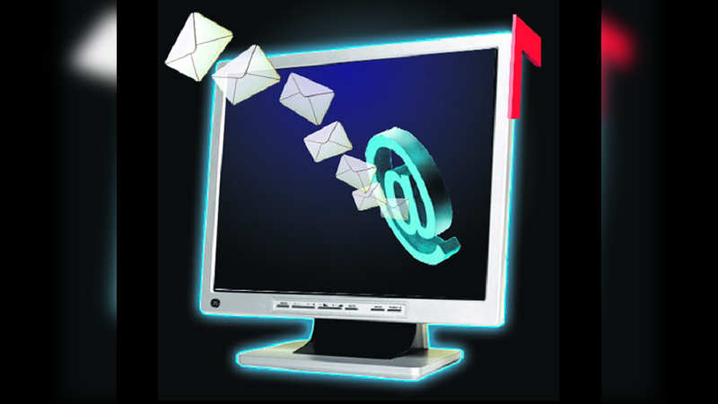 Be careful of emails that asks for your bank details