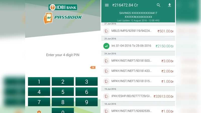 idbi.mpassbook (IDBI Bank mPassbook)