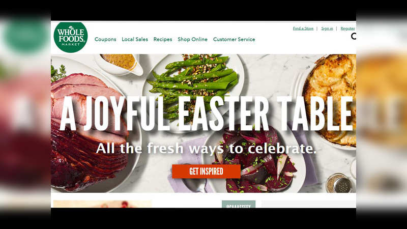 ​Whole Foods: Grocery company
